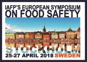 2018 European Symposium - International Association for Food Protection